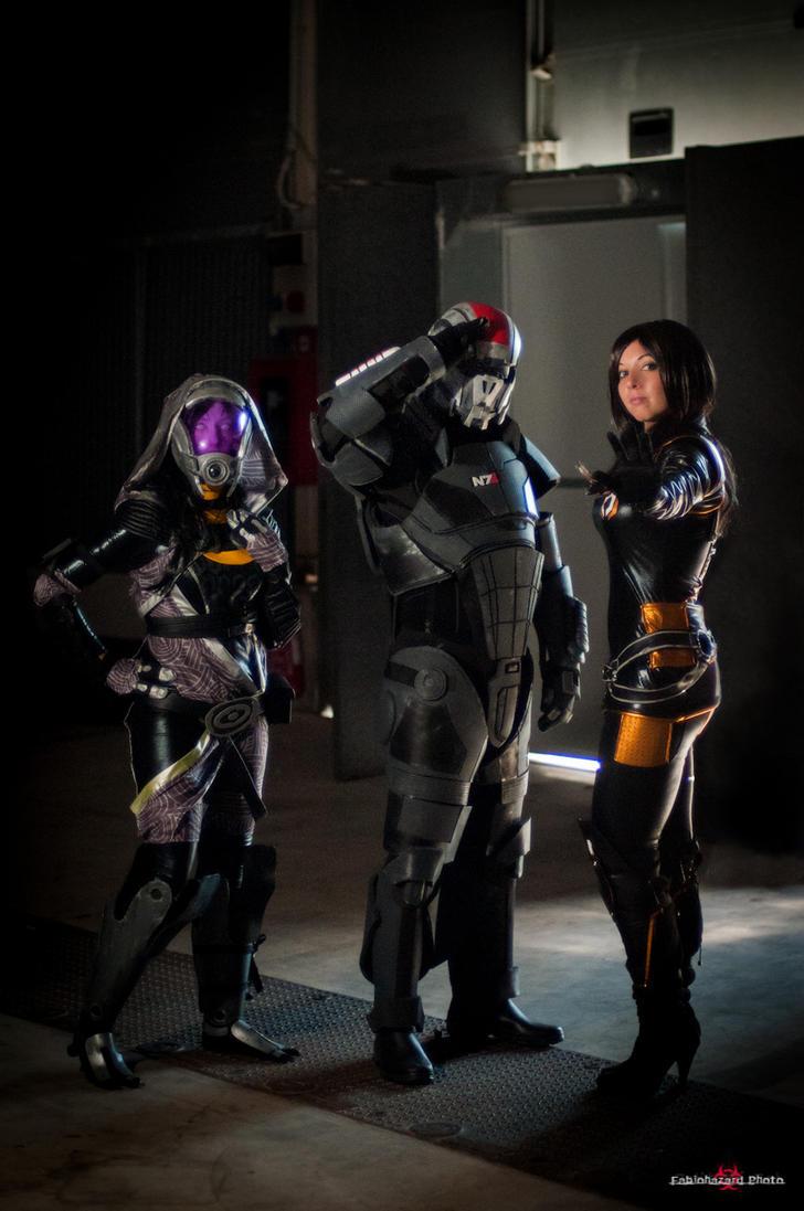 Mass Effect I by x-Alexiel-x