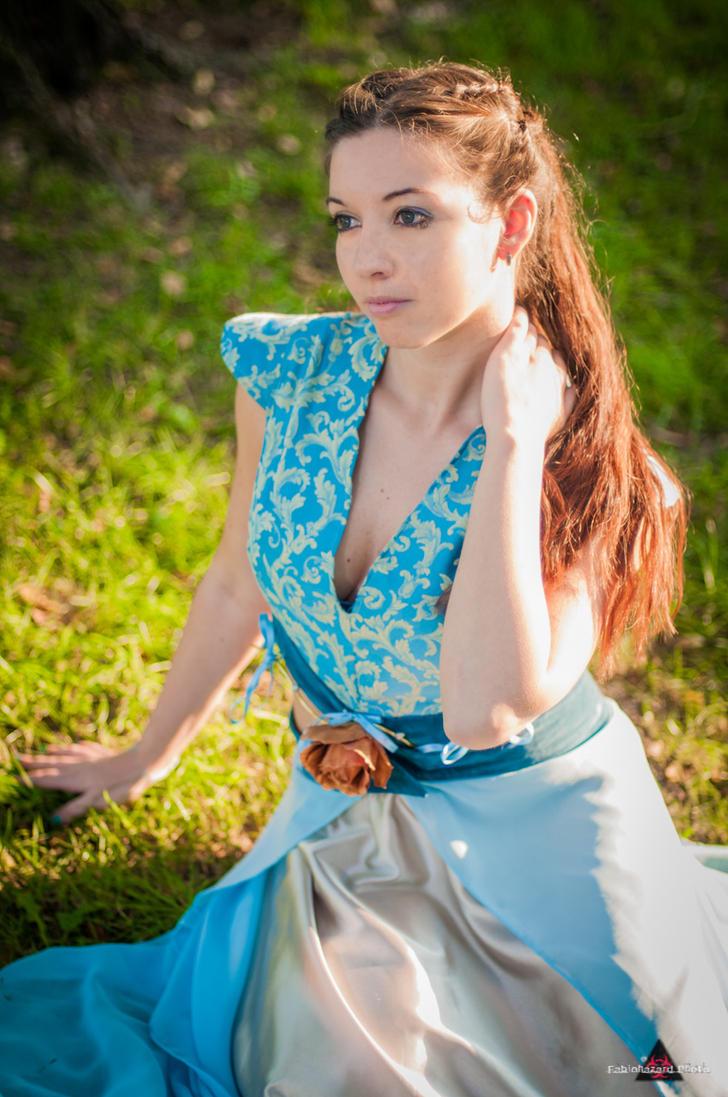 Margaery Tyrell by x-Alexiel-x