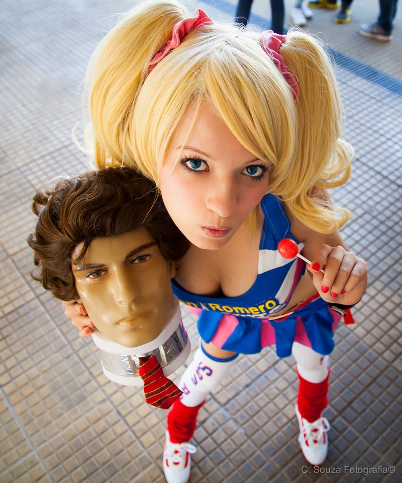 Juliet Starling - Lollipop Chainsaw Cosplay by MishiroMirage