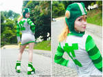 Cosplay -  Gum, Jet Set Radio