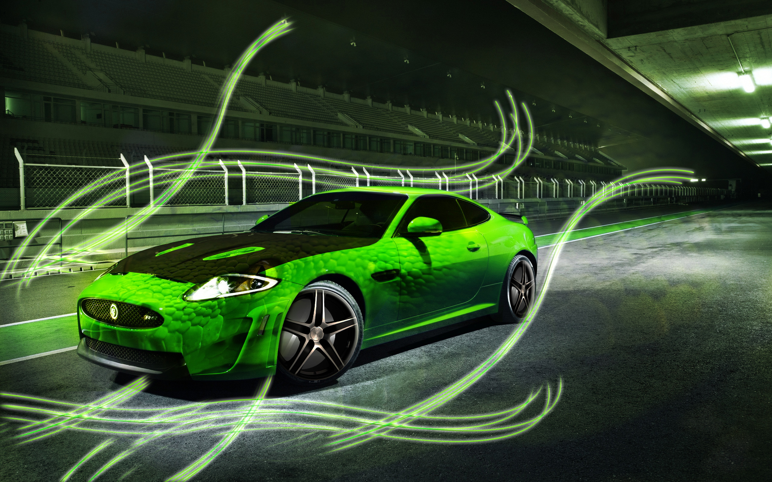 green sports car wallpaper - photo #23