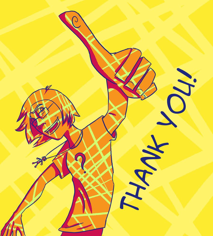 THANKIES. by Zechira