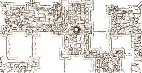 Steampunk Urbanism (top view)
