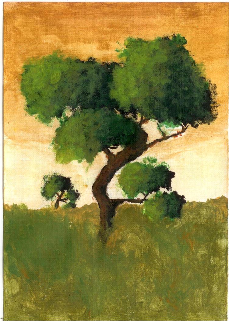 tree by Krzysiek200