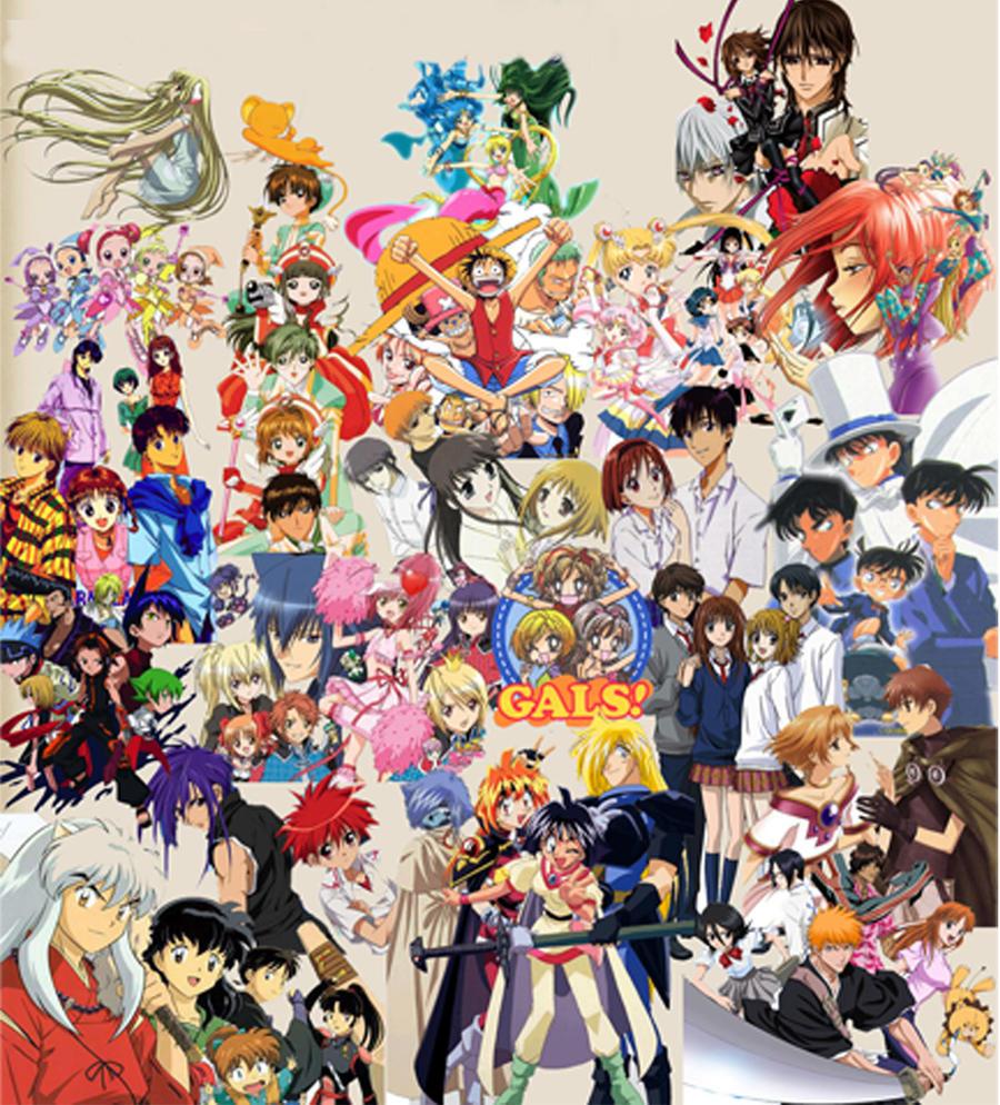 Anime Word
