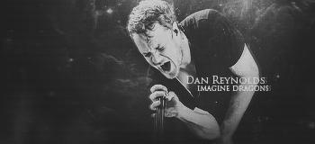 Dan Reynolds by ChaosTrue
