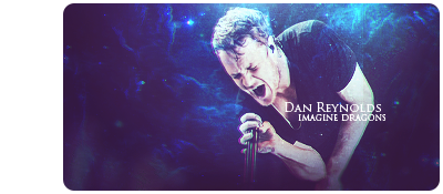 Dan Reynolds Imagine Dragons V2 by ChaosTrue