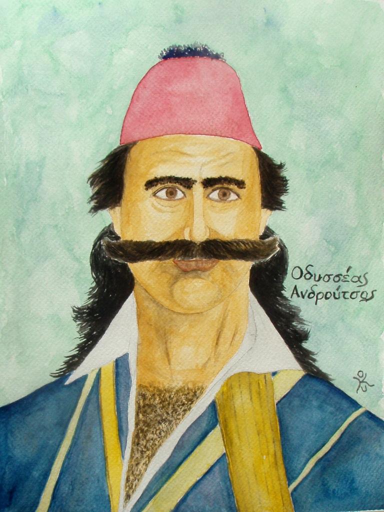 2010 -  Greek Hero 1821 by kostaskouk