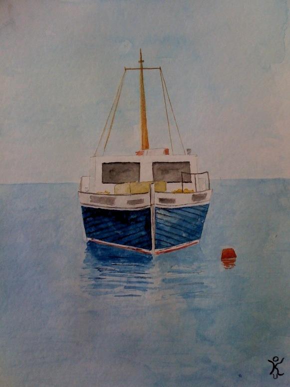 2010.05 - Boat by kostaskouk