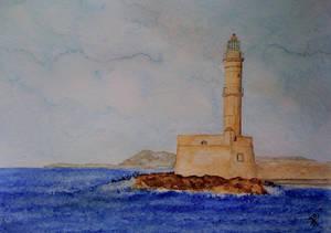 2010.05 - Lighthouse at Creta