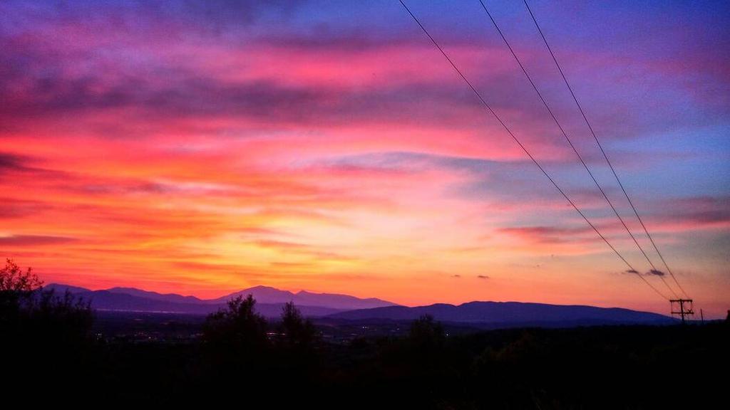 sunset by kostaskouk