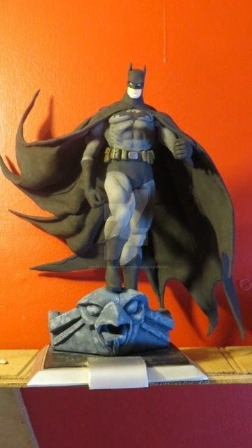 Batman on epoxi by lestathDelioncourt