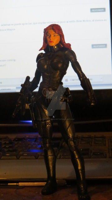 Scarlett O.Hara  G.I.Joe moviecu by lestathDelioncourt