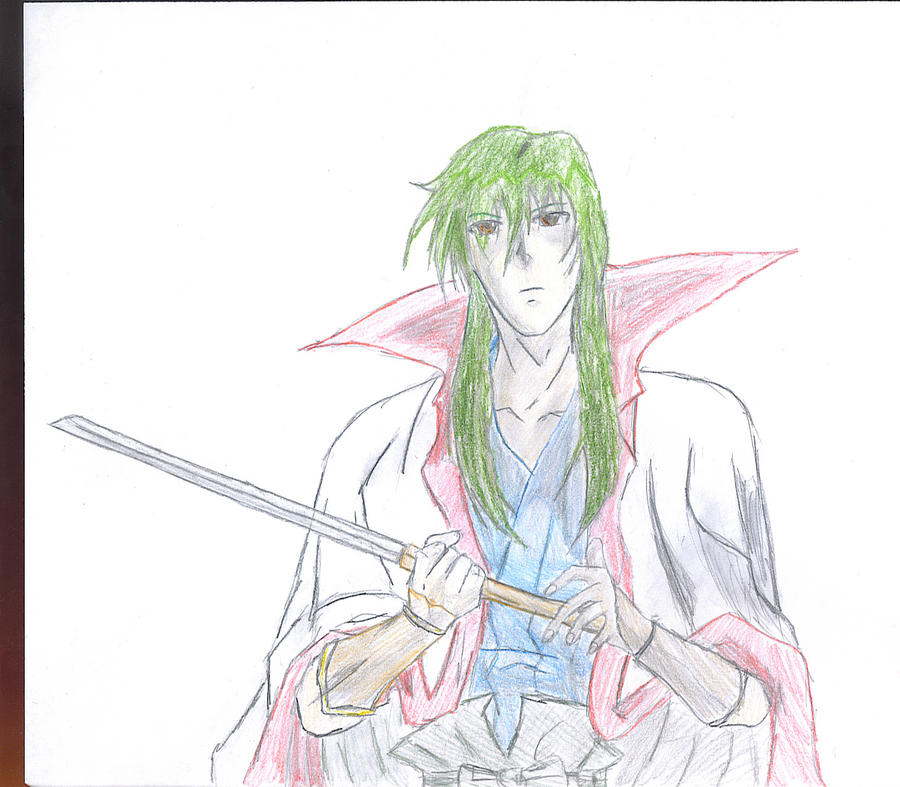 Hiko Seijuro by ErzaScarletFan1 on DeviantArt