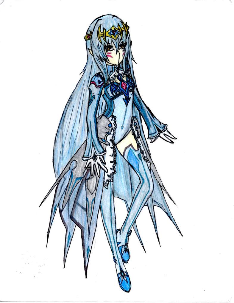 Barian's Sorceress of ...