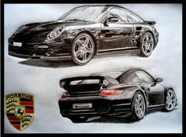 Porsche by oh-yeah89