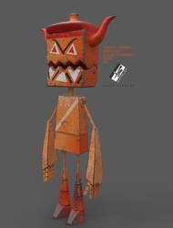 Teapot Robot
