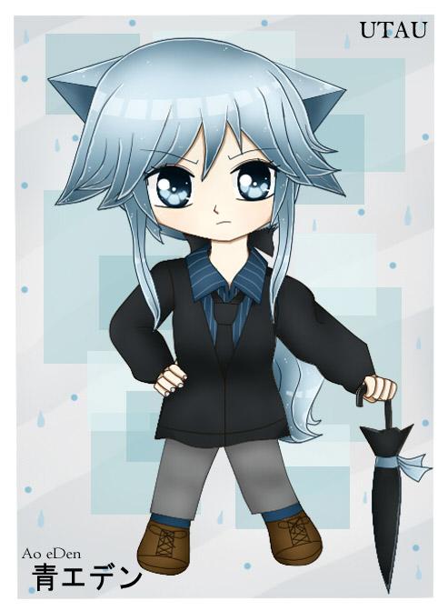 Blue eDen by Ferina-san