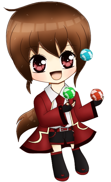 Chibi: play it easily by Ferina-san