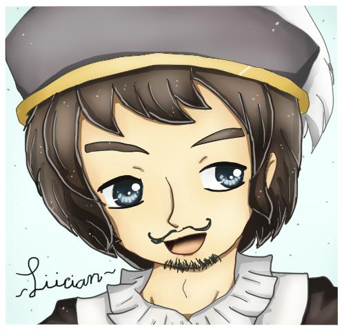 Request:Lucian by Ferina-san