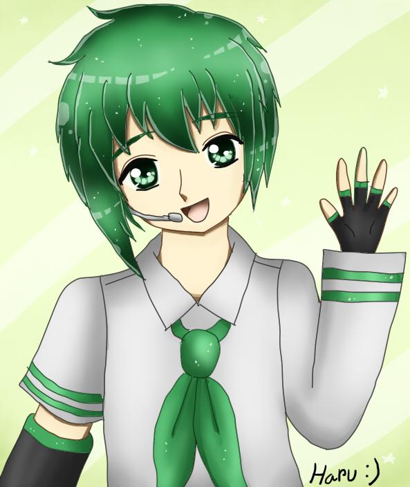Request:Haru by Ferina-san