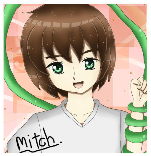 Request:Mitch by Ferina-san