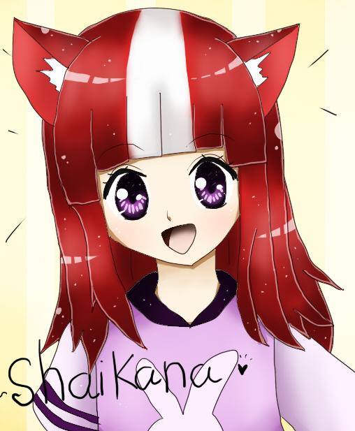 Request:Shaikana by Ferina-san