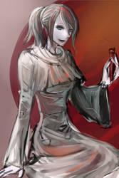 bloodborne Iosefka by Duskitar