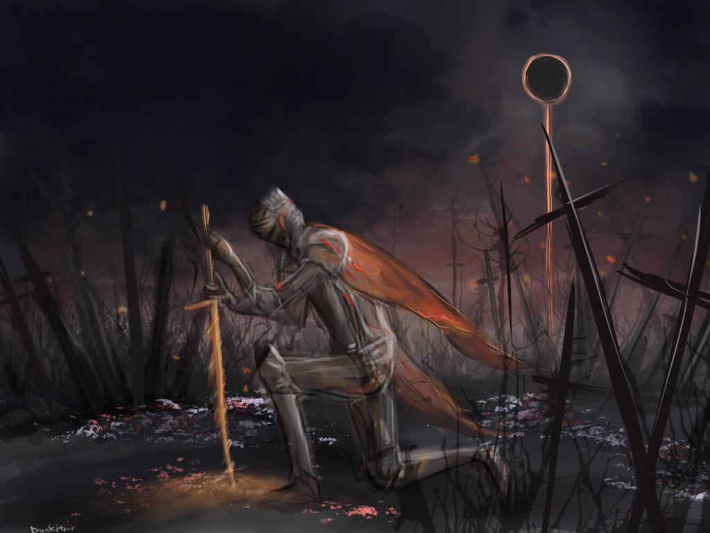 Soul Of Cinder Fan Art: Dark Souls 3: Soul Of Cinder By Duskitar On DeviantArt