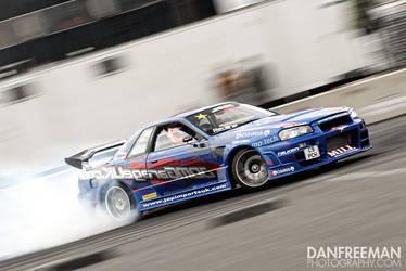 R34 Drift by DanFreeman