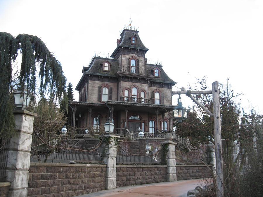 Les secrets et l gende du phantom manor je vous - La maison hantee paris ...