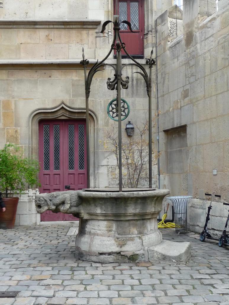 Musee de Cluny - 3 by Maliciarosnoir-stock