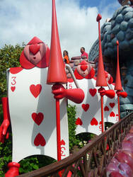 Disneyland Paris - Alice in Wonderland -18-