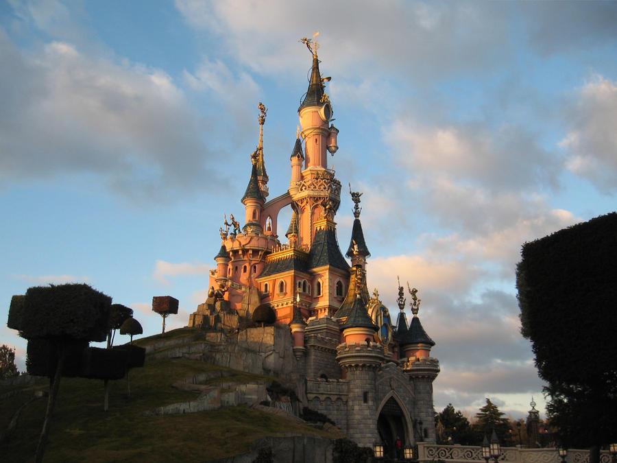 Disneyland Paris - Castle -9-