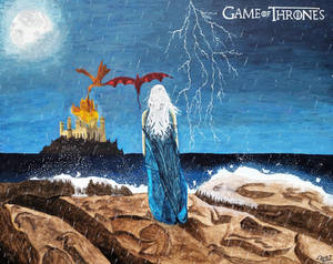 Game of Thrones - Dragon Storm