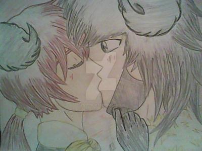 Ramu and Hiroto by VelvetBlue15