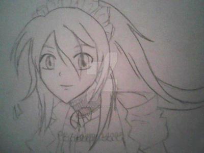 Misaki from Maid-Sama by VelvetBlue15