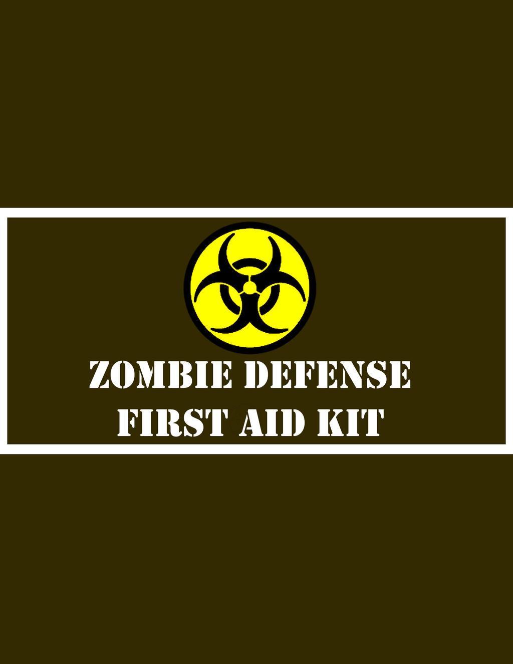Как сделать сыворотку зомби