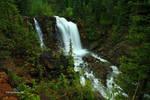 Waterfall on Wilson Creek
