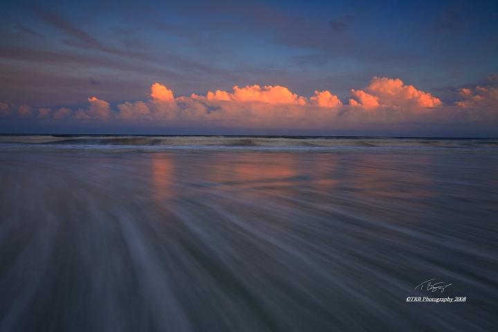 Sun Lit Clouds by TRBPhotographyLLC