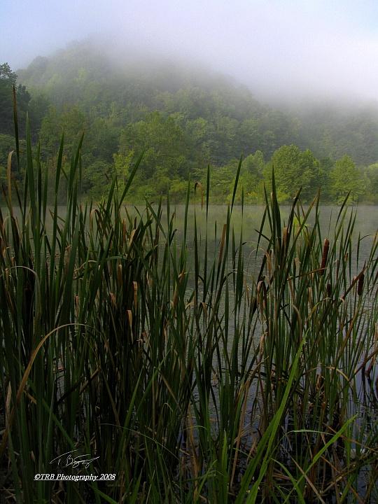 Carr Creek Lake by TRBPhotographyLLC