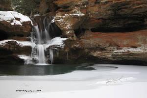 Upper Falls II by TRBPhotographyLLC