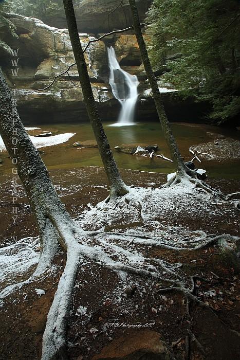 The Cedar Falls Trio by TRBPhotographyLLC