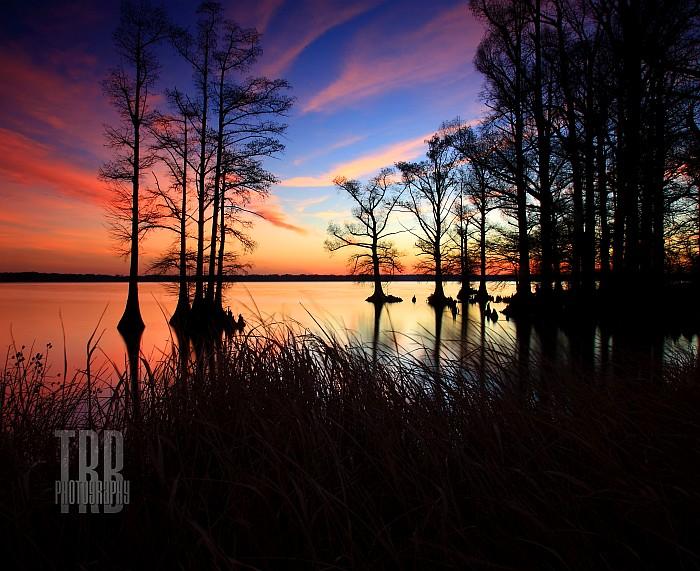 A Recent Sunrise by TRBPhotographyLLC