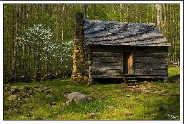 Dogwood cabin gsmnp by trbphotographyllc on deviantart for Dogwood cabin