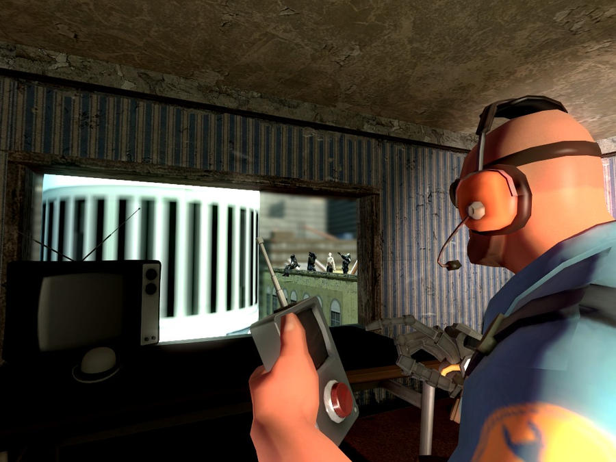 British Engy: GMod by KitMan1973
