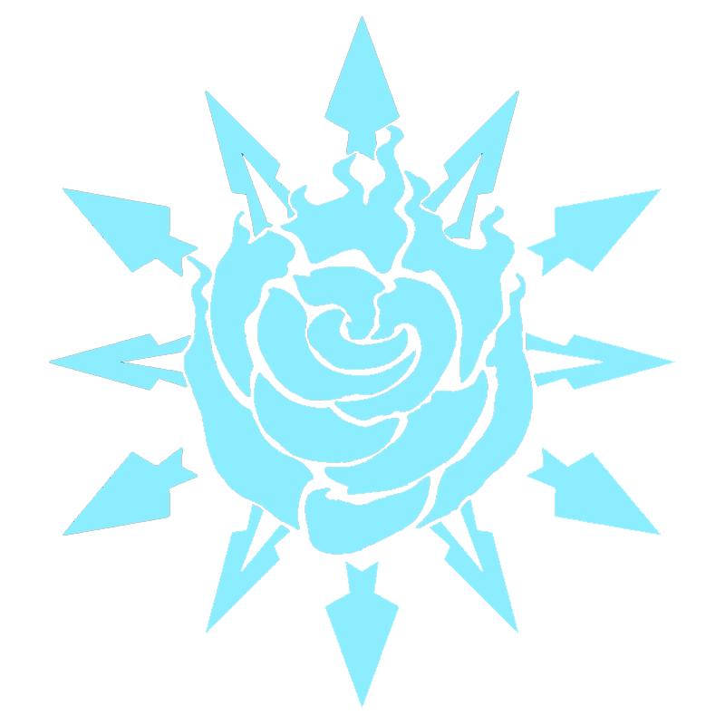 Rwby White Fan Art Weiss Emblem by jason2...