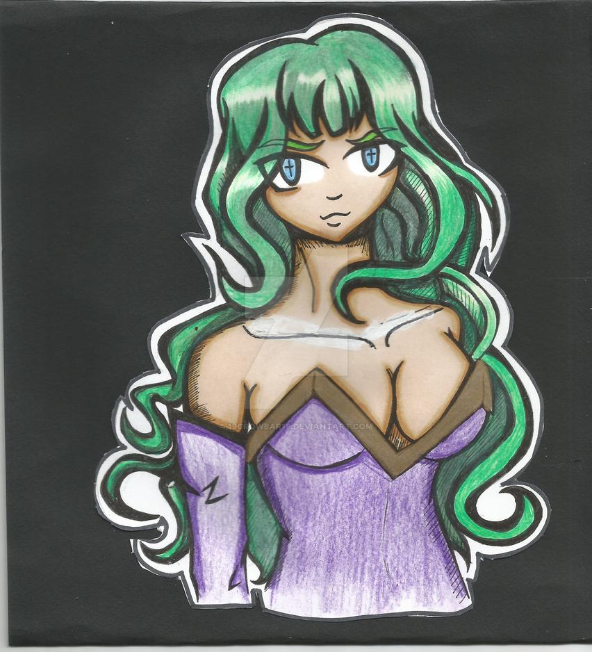 Emerald by 19crowbar19