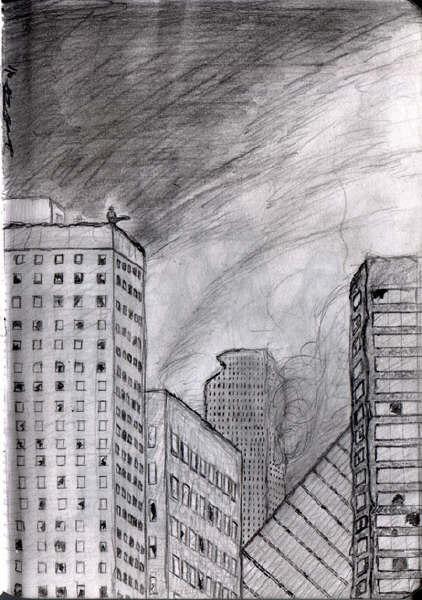 War Torn NYC by N0rthSt4r