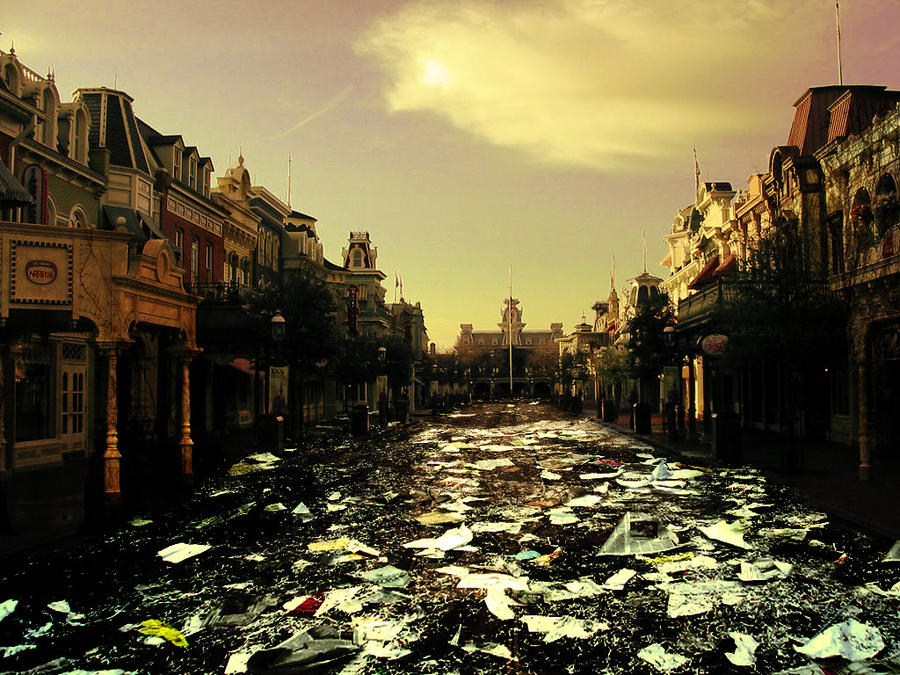 Life After Disney: Main St. 2 by eledoremassis02